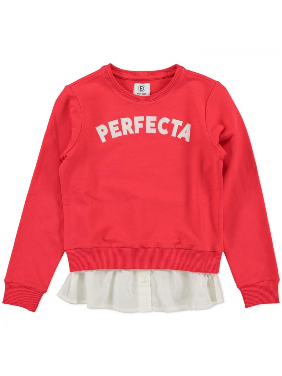 PERFECTA SWEAT red