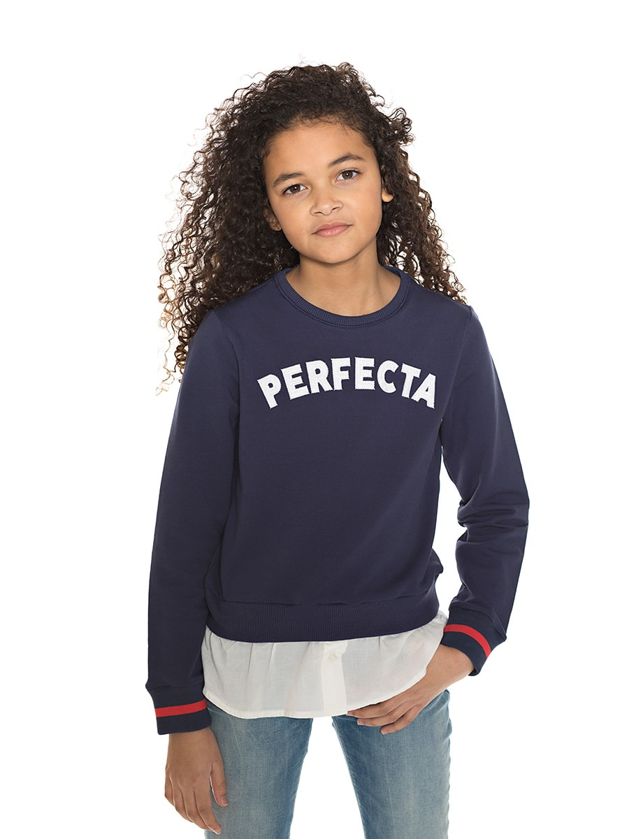 PERFECTA SWEAT navy