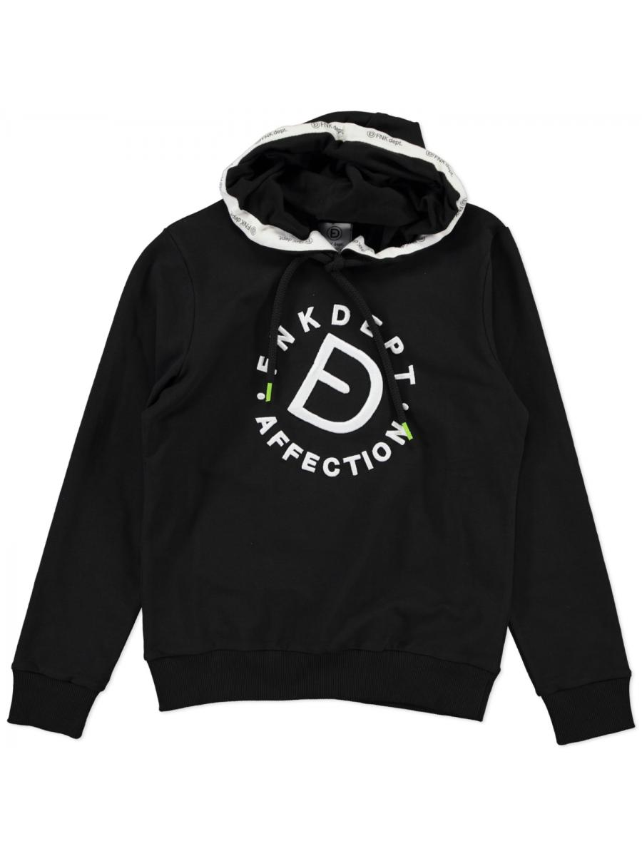 LOGO SWEAT black