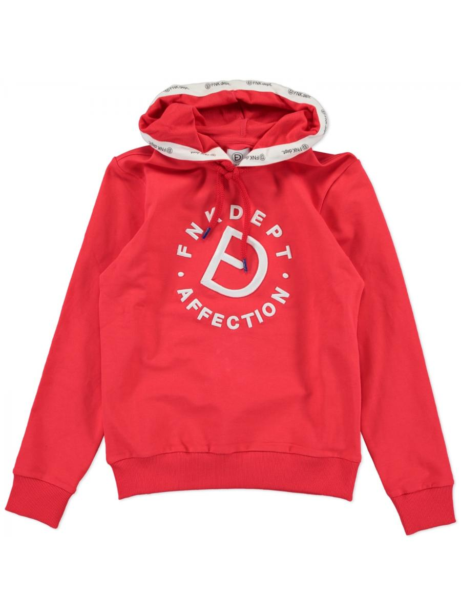 LOGO SWEAT red