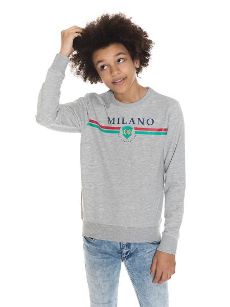 MILANO SWEAT grey